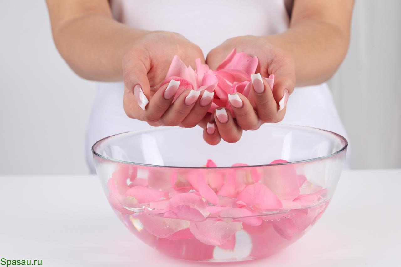 Косметика из лепестков роз своими руками 89