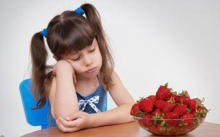 Пищевая аллергия лечение