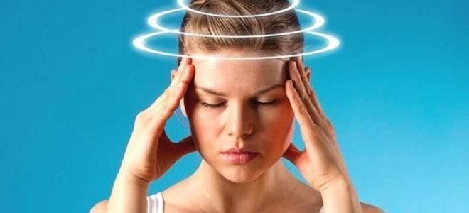 Лечение головокружение народными методами