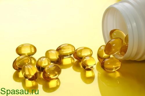 Витамин Е польза