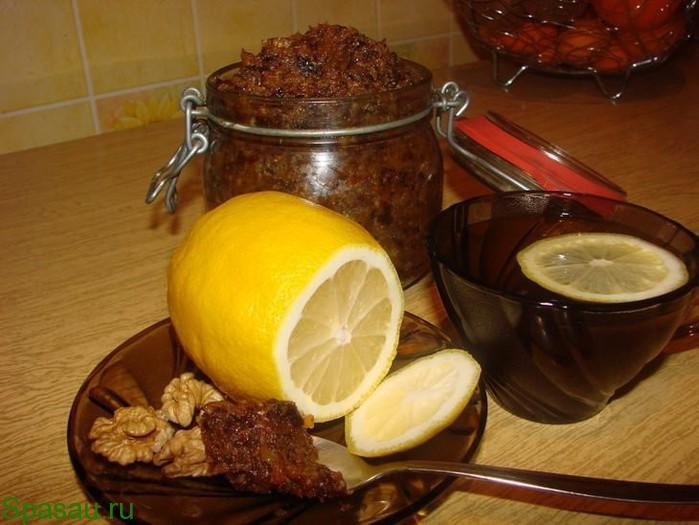 გაიზარდა potency კაკალი თაფლით