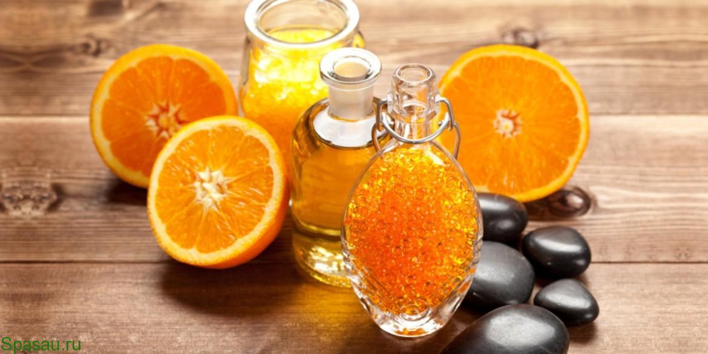 Ароматерапия эфирными маслами
