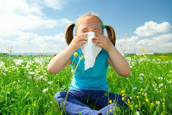 Народные средства от аллергии у детей