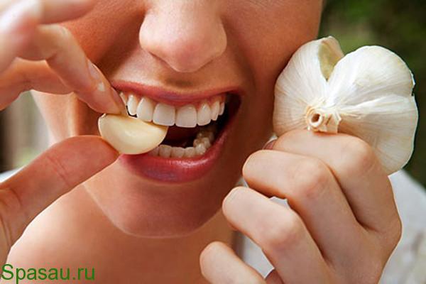 Народные способы от зубной боли